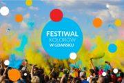 Festiwal Kolorów 2021 w Gdańsku