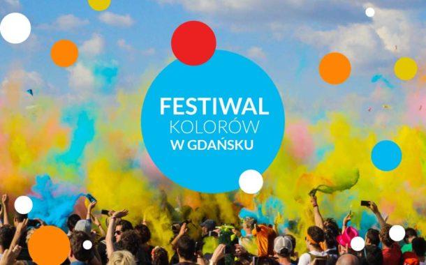 Festiwal Kolorów 2020 w Gdańsku