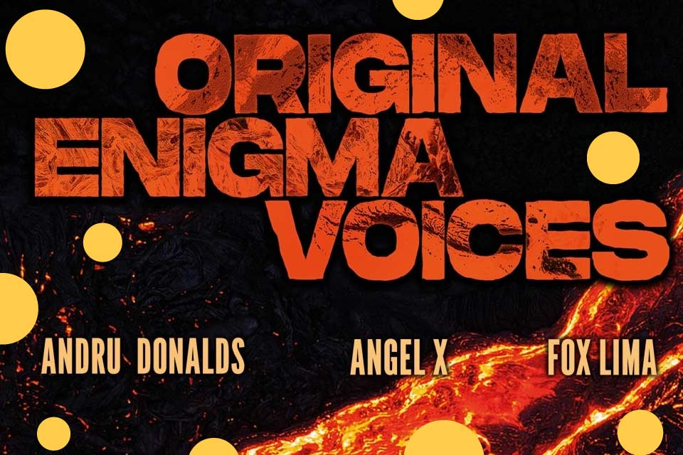 Original Enigma Voices   koncert