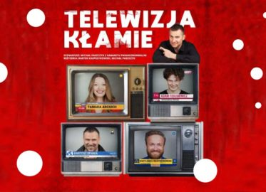 Telewizja Kłamie   spektakl