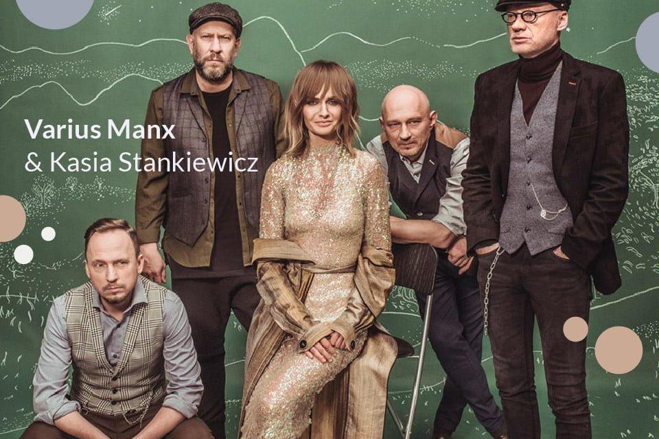Varius Manx & Kasia Stankiewicz   koncert