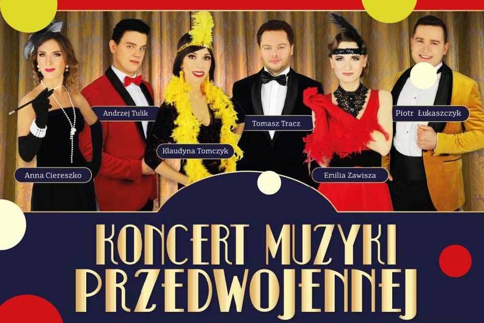 Koncert Muzyki Przedwojennej - Gdańsk