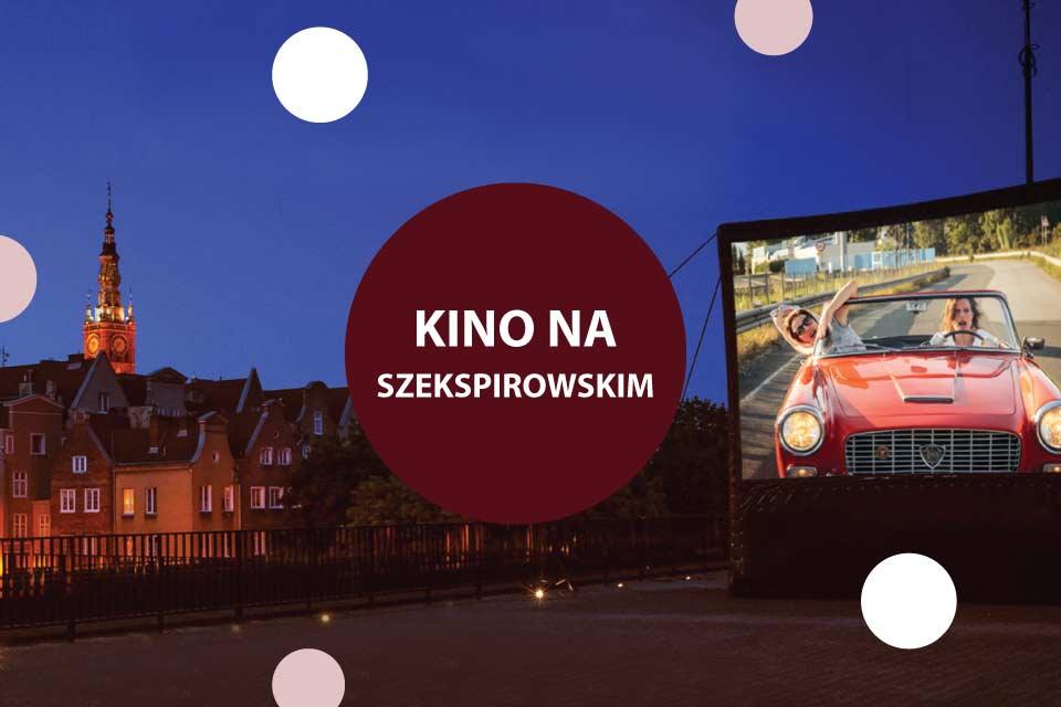 Kino plenerowe na dachu Teatru Szekspirowskiego