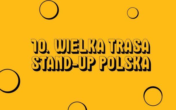 Wielka Trasa Stand-up Polska – Gdańsk