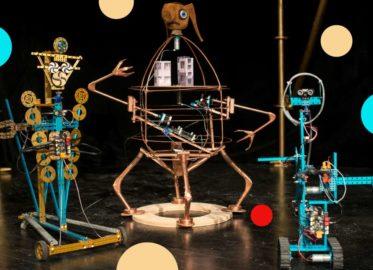 Bajki robotów | spektakl