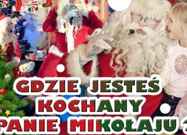 Gdzie jesteś Kochany Panie Mikołaju? | spektakl mikołajkowy