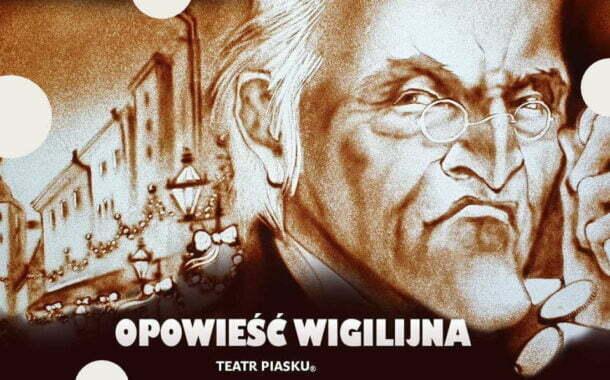 Opowieść Wigilijna | Teatr Piasku Tetiany Galitsyny