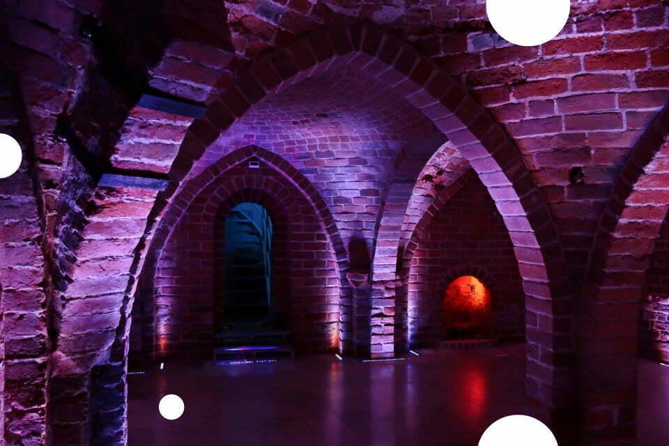 Noc Muzeów w Trójmieście w Piwnica Romańska - oddział Muzeum Archeologicznego w Gdańsku