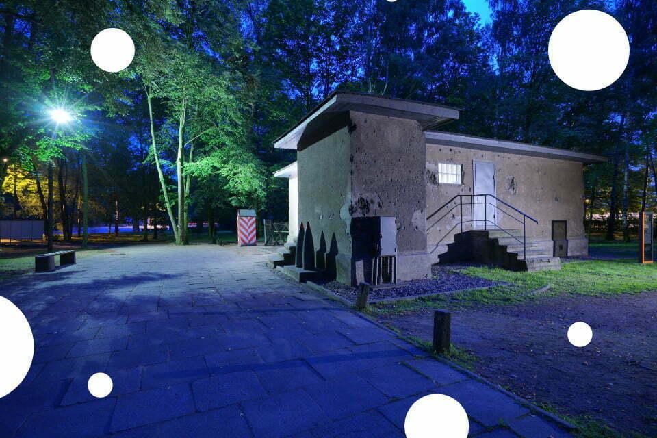 Noc Muzeów w Trójmieście na Westerplatte - Wartownia nr 1