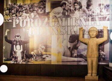 Noc Muzeów 2021 w Muzeum Sala BHP Stoczni Gdańskiej