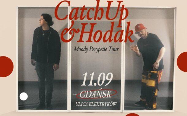 CatchUp & Hodak   koncert