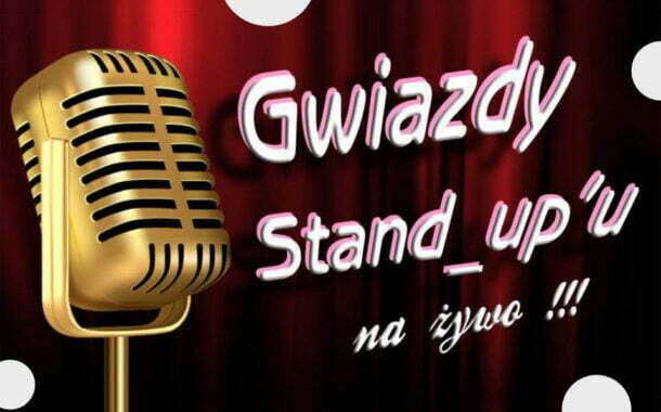 Gwiazdy Stand-up'u na żywo (Gdynia 2021)