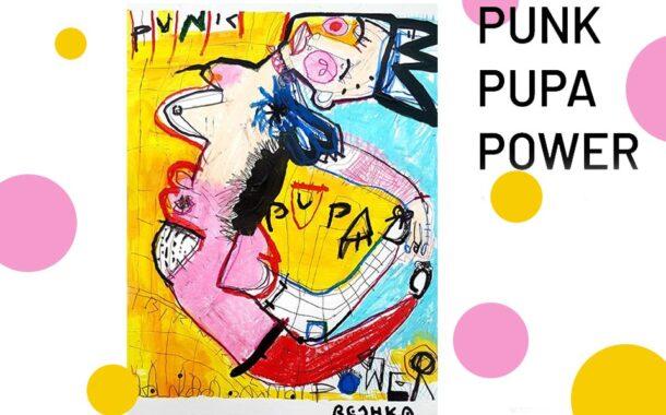 Punk Pupa Power | wystawa