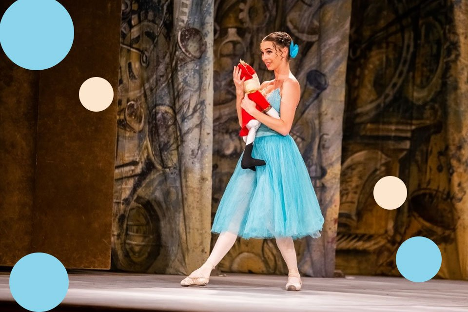 Dziadek do Orzechów | balet